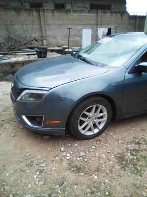 Ford Fusion 2012 SE Blue | Cars for sale in Greater Accra, Ofankor