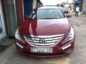 Hyundai Sonata 2013 Red | Cars for sale in Greater Accra, Circle