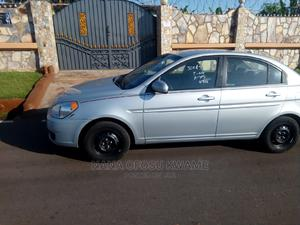 Hyundai Accent 2010 GLS Gray   Cars for sale in Eastern Region, Akuapim North