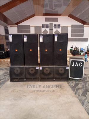 Full Set Sound Speaker Equipment | Audio & Music Equipment for sale in Greater Accra, Dansoman