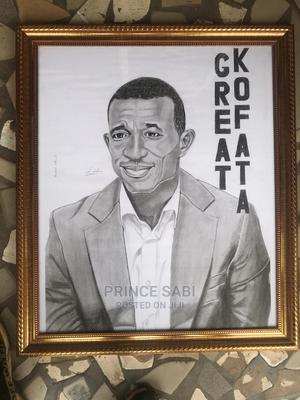 Professional Portrait Pencil Art | Arts & Crafts for sale in Greater Accra, Abossey Okai