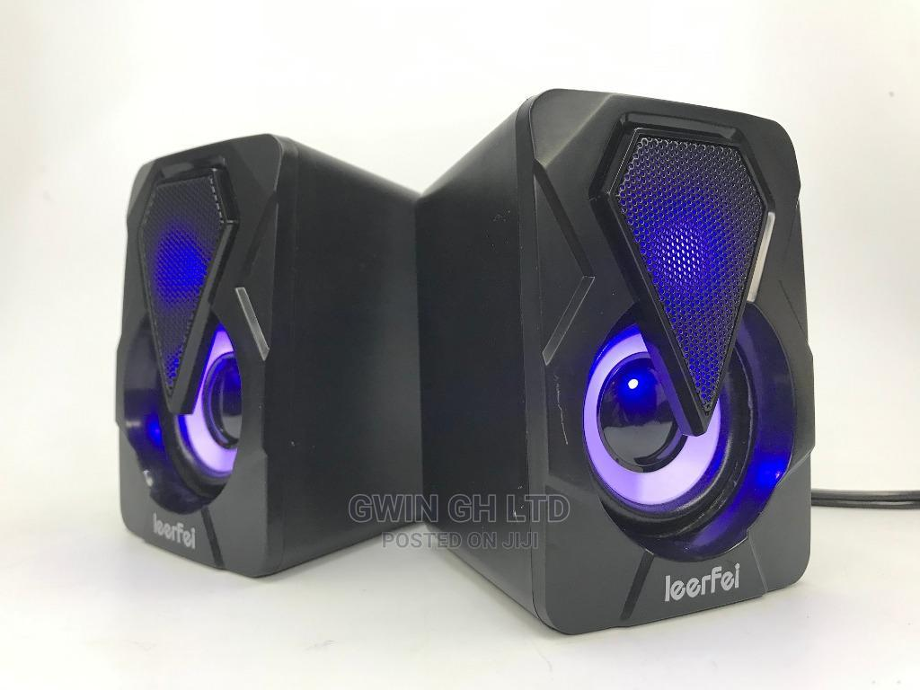 LEERFEI YST-1047 Mini Wired Speaker | Audio & Music Equipment for sale in Kokomlemle, Greater Accra, Ghana