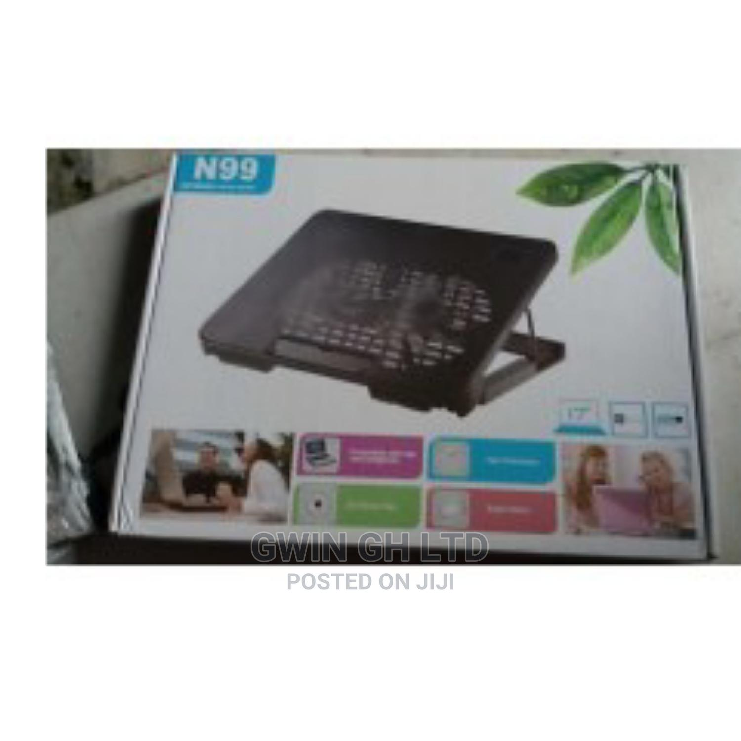 Adjustable Laptop Cooling Pad | Computer Accessories  for sale in Kokomlemle, Greater Accra, Ghana