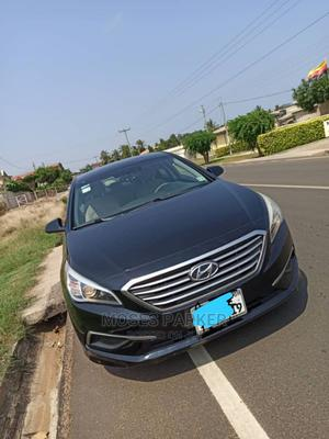 Hyundai Sonata 2016 Black | Cars for sale in Greater Accra, Kaneshie