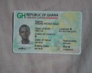 Personal Driver   Driver CVs for sale in Greater Accra, Dzorwulu