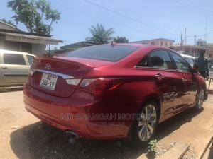 Hyundai Sonata 2012 Red | Cars for sale in Greater Accra, Kokomlemle