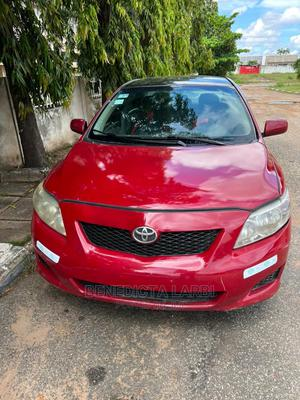 Toyota Corolla 2010 Red   Cars for sale in Greater Accra, Lapaz