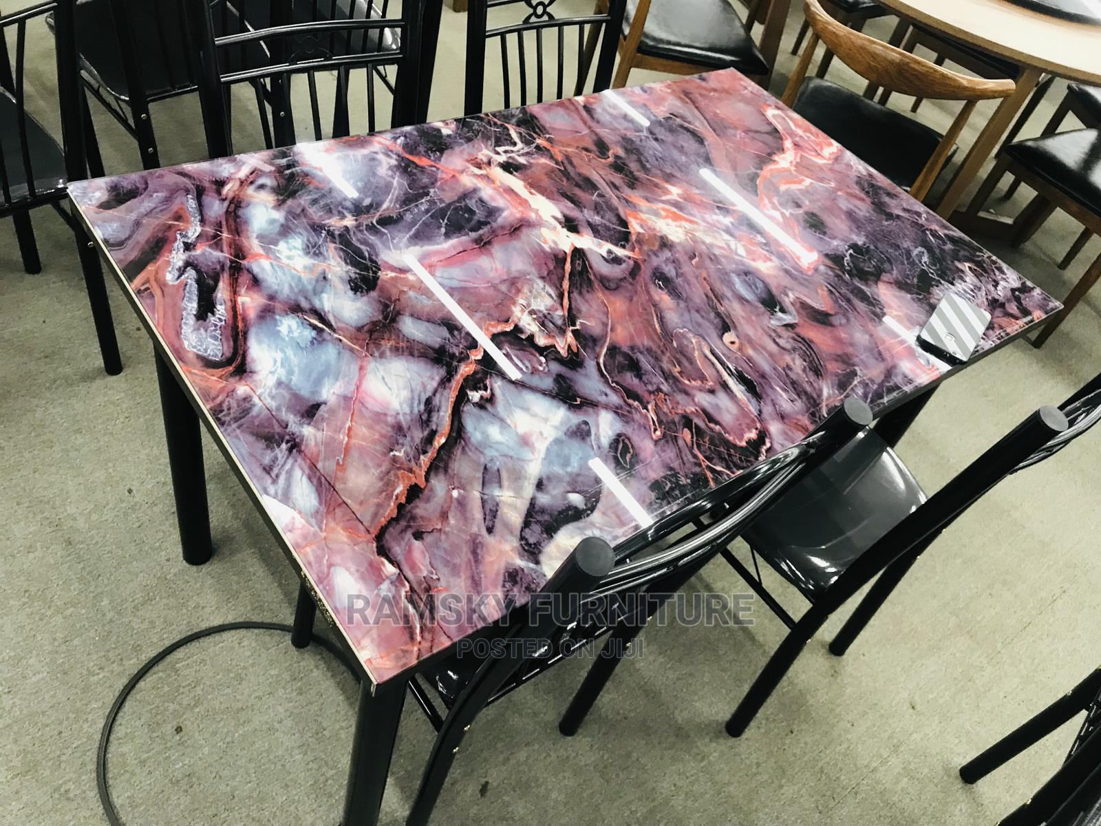 Executives Glass Dining Tables With Chairs | Furniture for sale in Accra Metropolitan, Greater Accra, Ghana
