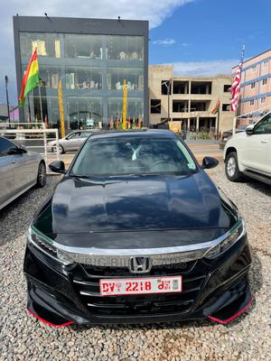 Honda Accord 2018 EX Black   Cars for sale in Greater Accra, Achimota
