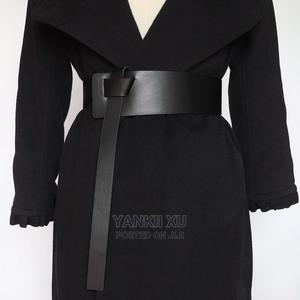 Female Outer Wear Super Wide Decorative Shirt Coat Belt | Clothing Accessories for sale in Greater Accra, Spintex