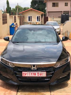 Honda Accord 2018 Black   Cars for sale in Greater Accra, Kasoa