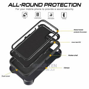 iPhone 11 Case Hardback Hybrid Shockproof Cover   Accessories for Mobile Phones & Tablets for sale in Greater Accra, Airport Residential Area