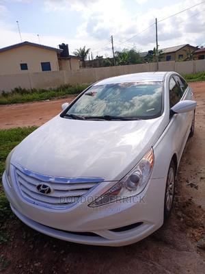 Hyundai Sonata 2012 White | Cars for sale in Greater Accra, Madina