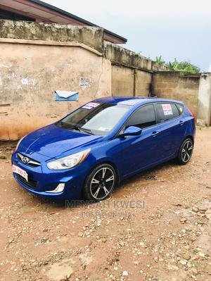 Hyundai Accent 2012 GS Automatic Blue   Cars for sale in Greater Accra, Dansoman