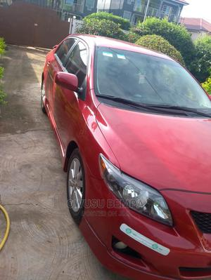 Toyota Corolla 2010 Red   Cars for sale in Greater Accra, Accra Metropolitan