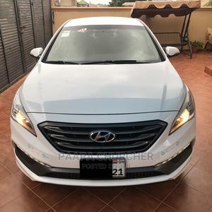 Hyundai Sonata 2015 White | Cars for sale in Greater Accra, Ashaley Botwe