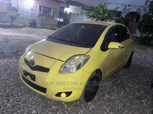 Toyota Vitz 2010 1.0 FWD 3dr Yellow | Cars for sale in Ashanti, Kumasi Metropolitan
