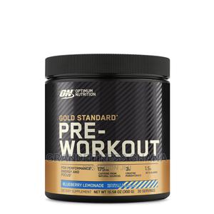 Optimum Nutrition on Pre-Workout Bodybuilding/Gym Supplement   Feeds, Supplements & Seeds for sale in Greater Accra, Accra Metropolitan