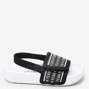 Next Oh Yeah Slogan Sliders | Children's Shoes for sale in Greater Accra, Accra Metropolitan