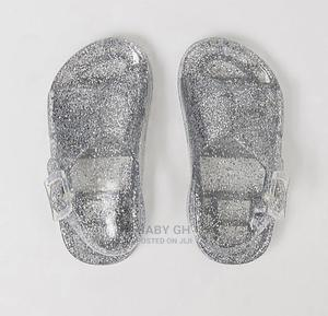 George Uk Silver Jelly Shoes | Children's Shoes for sale in Greater Accra, Accra Metropolitan
