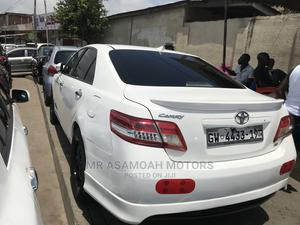 Toyota Camry 2008 2.4 CE Automatic White | Cars for sale in Greater Accra, Kokomlemle
