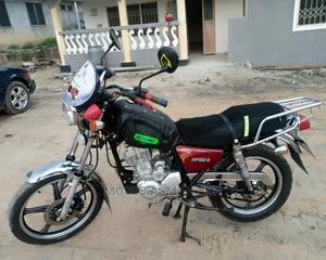 Apsonic AP125-8 2020 Black   Motorcycles & Scooters for sale in Central Region, Cape Coast Metropolitan