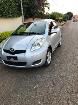Toyota Vitz 2012 1.3 AWD 5dr Silver | Cars for sale in Greater Accra, Achimota
