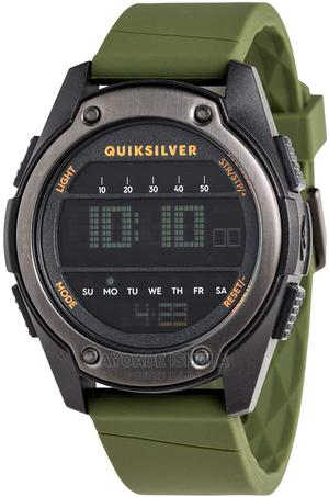 Stringer Quiksilver Digital Watch for Men EQYWD03004 | Watches for sale in Greater Accra, Abelemkpe