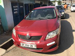Toyota Corolla 2010 Red   Cars for sale in Greater Accra, Kokomlemle