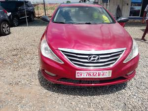Hyundai Sonata 2012 Red | Cars for sale in Greater Accra, Ashomang Estate