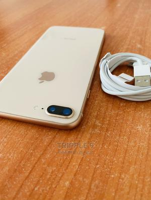 Apple iPhone 8 Plus 64 GB Gold   Mobile Phones for sale in Greater Accra, Kwashieman