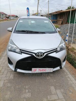 Toyota Yaris 2015 L Hatchback 5dr Silver | Cars for sale in Greater Accra, Spintex