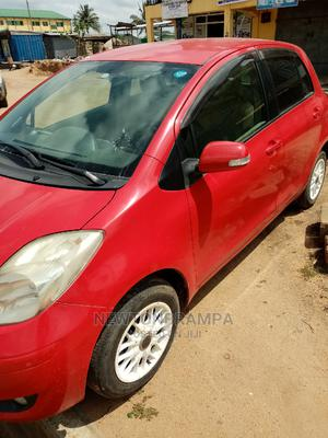 Toyota Vitz 2010 Red | Cars for sale in Greater Accra, Kasoa