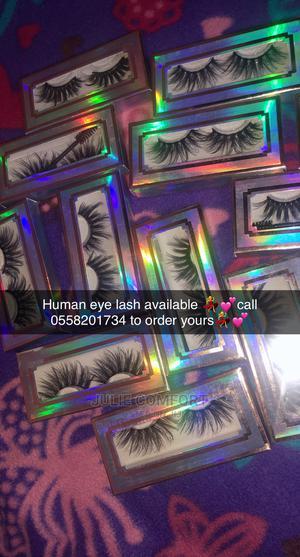Human Eye Lash | Makeup for sale in Greater Accra, Accra Metropolitan