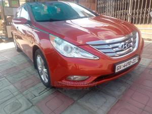Hyundai Sonata 2011 Red | Cars for sale in Greater Accra, Lapaz