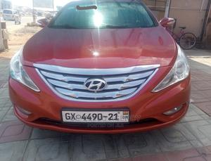 Hyundai Sonata 2012 Red | Cars for sale in Greater Accra, Lapaz