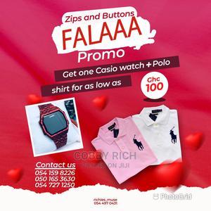 Shirt and Watch | Clothing for sale in Ashanti, Kumasi Metropolitan