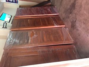 Beautiful, Strong and Well Treated Wooden Doors | Doors for sale in Greater Accra, Accra Metropolitan