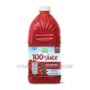 Nature's Nectar 100% Cranberry Juice   Meals & Drinks for sale in Greater Accra, Airport Residential Area