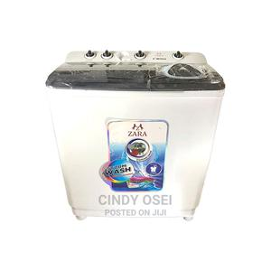 Best Selling Zara 5kg Twin Tub Washing Machine Semi Auto | Home Appliances for sale in Greater Accra, Adabraka