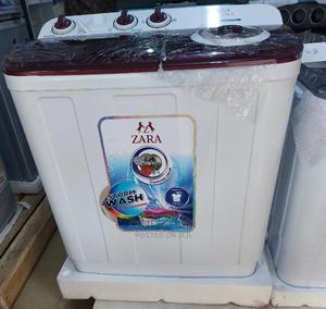 Most Selling Zara 5kg Twin Tub Washing Machine Semi Auto | Home Appliances for sale in Greater Accra, Adabraka