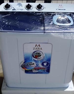 Appropriate Zara 5kg Twin Tub Washing Machine Semi Automatic | Home Appliances for sale in Greater Accra, Adabraka