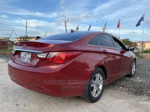 Hyundai Sonata 2012 Red | Cars for sale in Greater Accra, Teshie