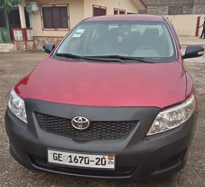 Toyota Corolla 2010 Red   Cars for sale in Greater Accra, Madina