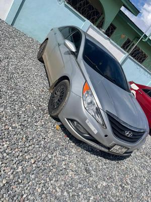Hyundai Sonata 2012 Silver | Cars for sale in Greater Accra, Haatso