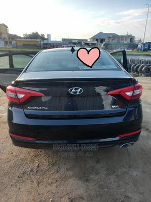 Hyundai Sonata 2015 Black | Cars for sale in Greater Accra, Kasoa