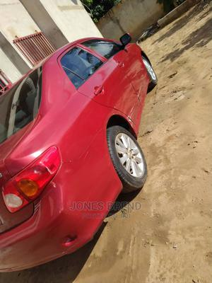 Toyota Corolla 2010 Red   Cars for sale in Greater Accra, Ablekuma