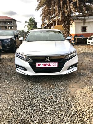 Honda Accord 2018 Sport White   Cars for sale in Greater Accra, East Legon