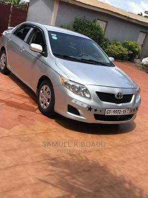 Toyota Corolla 2010 Silver | Cars for sale in Greater Accra, Adenta
