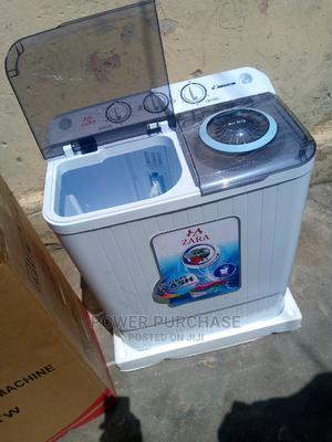 First Choice Zara Washing Machine 5kg Twin Tub | Home Appliances for sale in Greater Accra, Adabraka